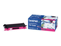 Brother TN135M - Magenta - original - tonerpatron - for Brother DCP-9040, 9042, 9045, HL-4040, 4050, 4070, MFC-9420, 9440, 9450, 9840 TN135M