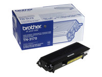 Brother TN3170 - Svart - original - tonerpatron - for Brother DCP-8060, 8065, HL-5240, 5250, 5270, 5280, MFC-8460, 8860, 8870 TN3170