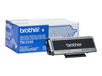 Brother TN3130 - Svart - original - tonerpatron - for Brother DCP-8060, 8065, HL-5240, 5250, 5270, 5280, MFC-8460, 8860, 8870 TN3130
